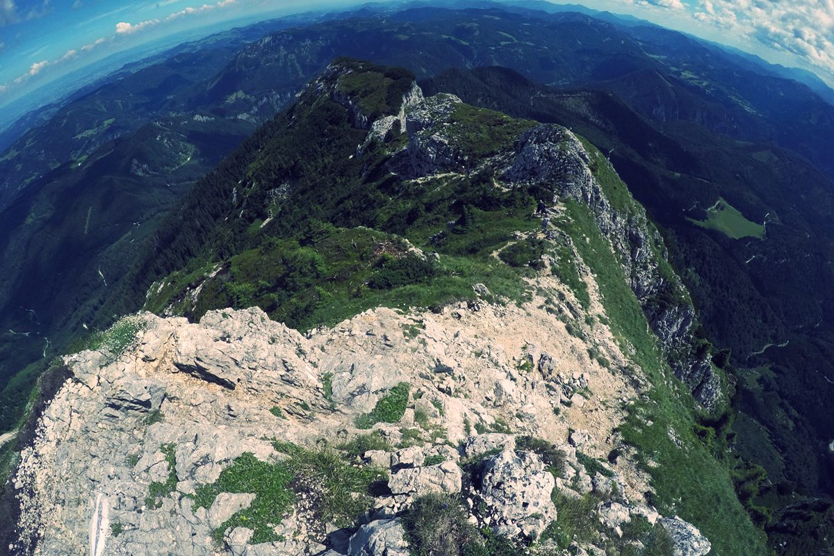 Oetscher summit