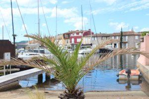 Little town Port Grimaud