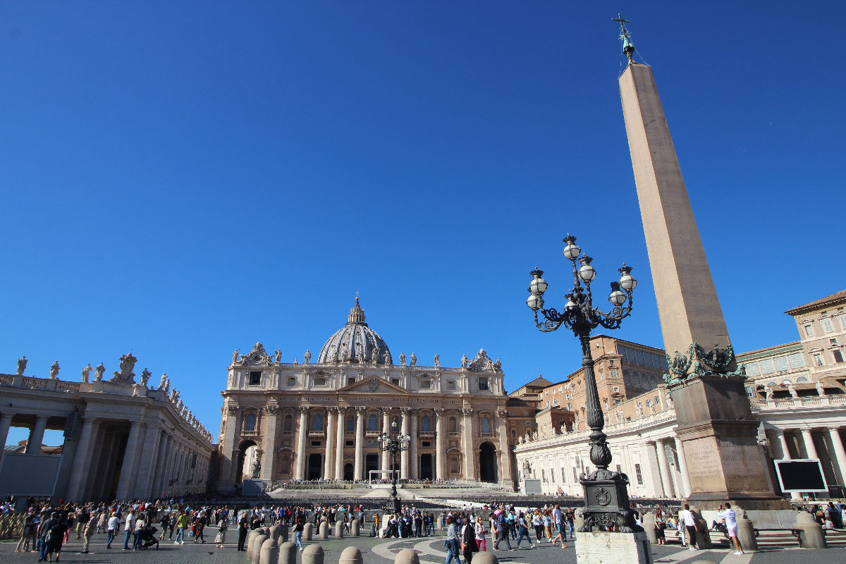 St. Peter`s Square