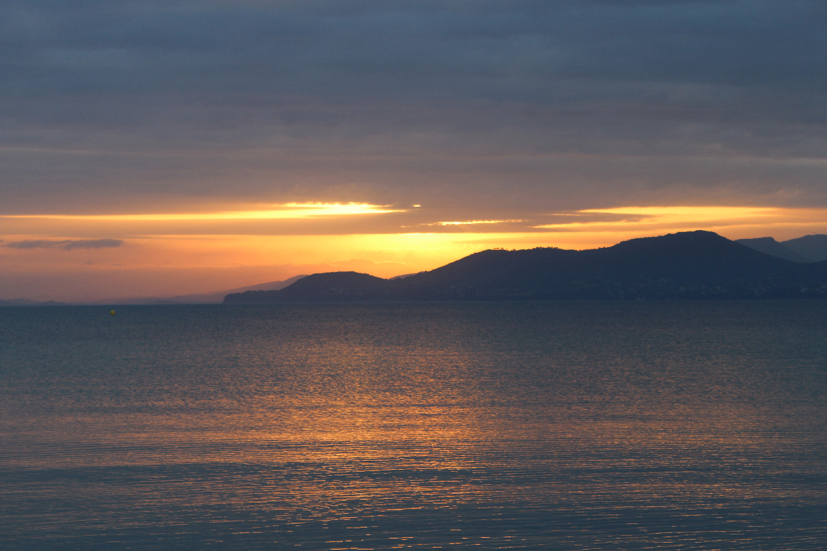 Hyeres sunset dream