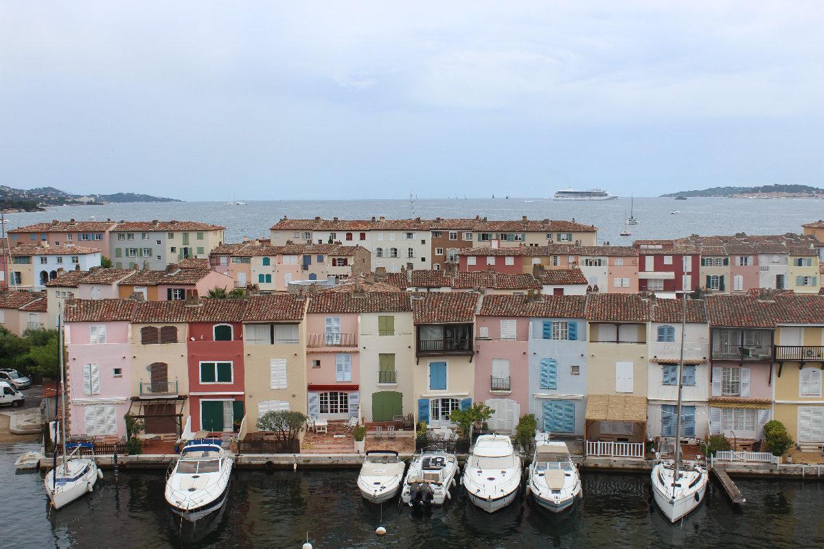 St. Tropez view