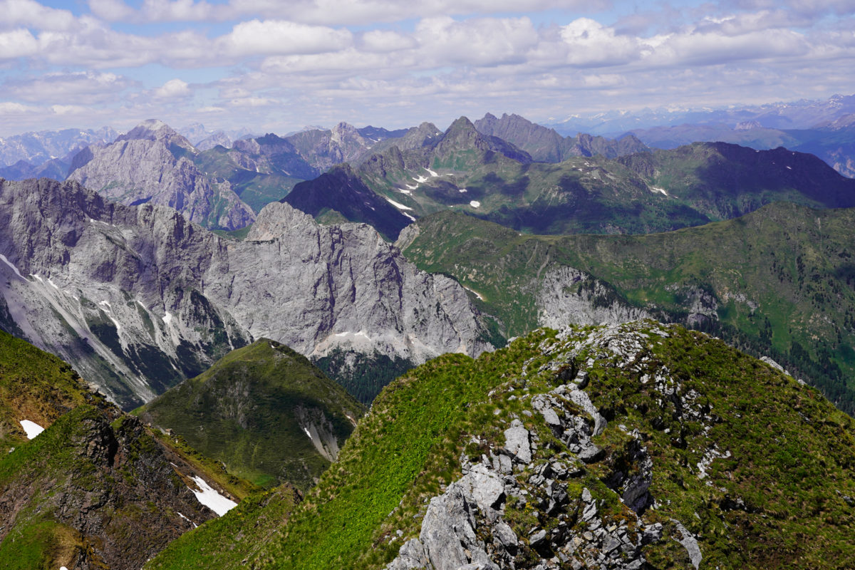 Hills of Carinthia