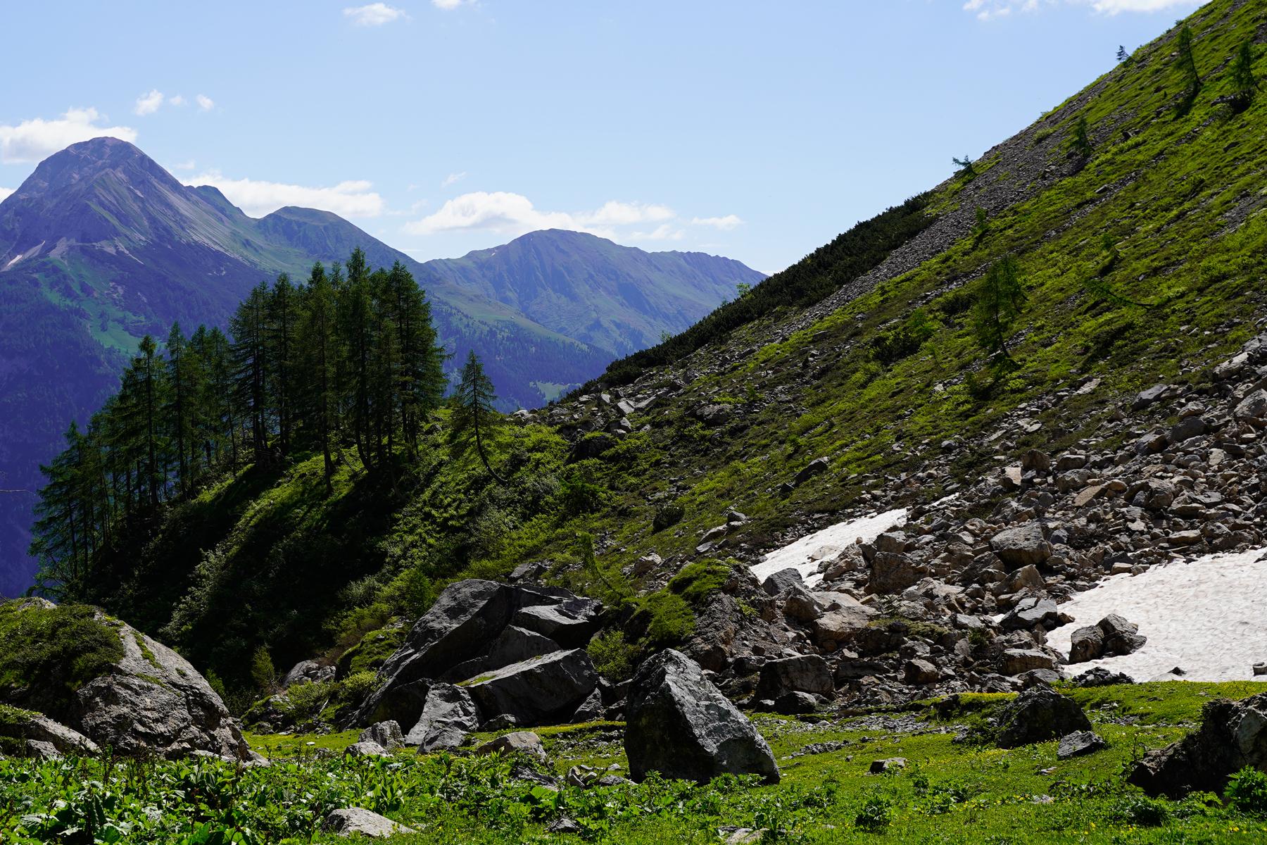Carinthian mountains
