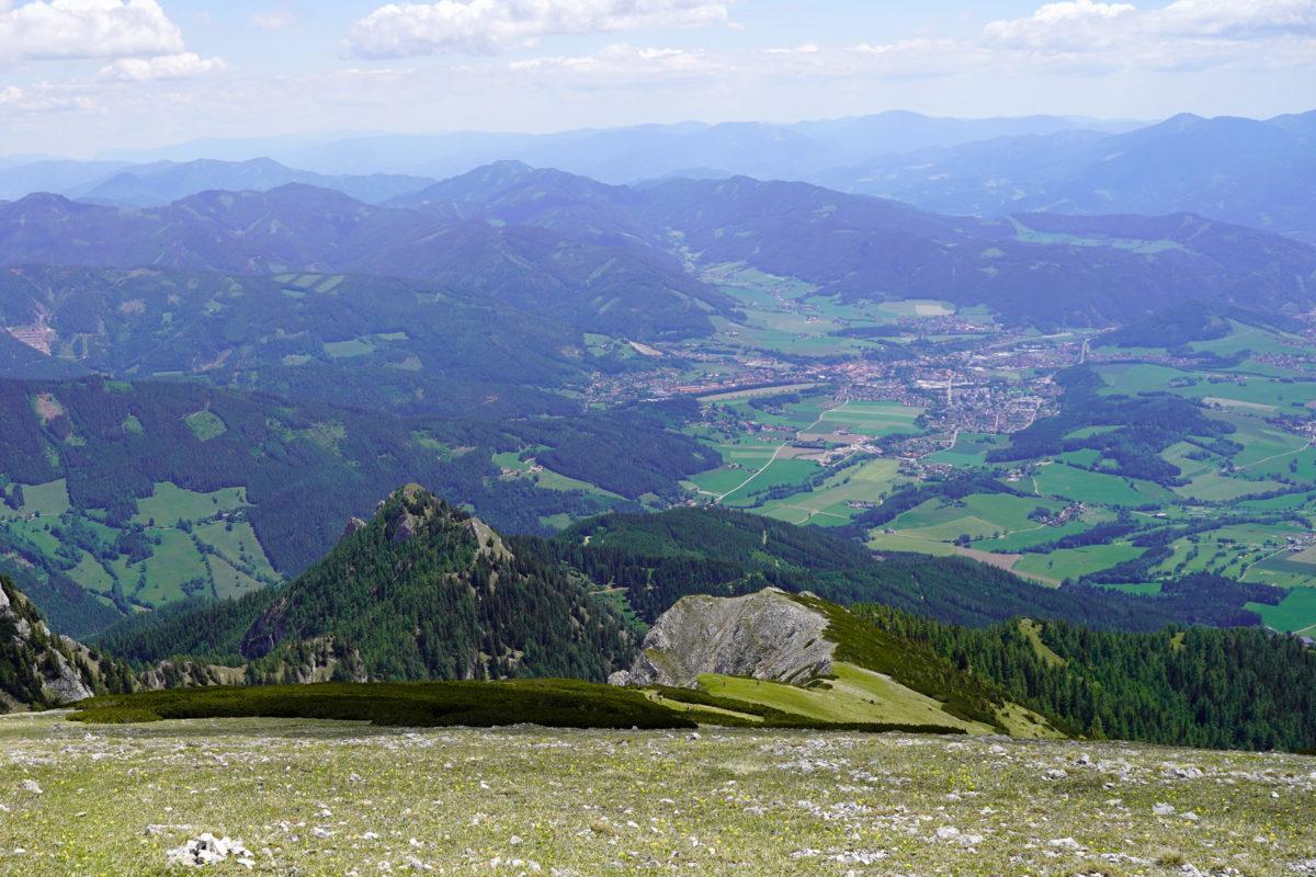 Trofaiach view